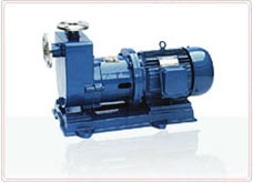 ZCQ型自吸式ci力驱动泵