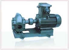 2CY型齿轮润hua泵